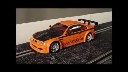 Nissan Skyline ! And Bmw M3 !