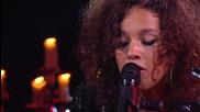 Alicia Keys - Trouble Man ( Piano & I Aol Sessions 1 )