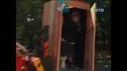 Голи И Смешни - Летящата Тоалетна (Скрита Камера)