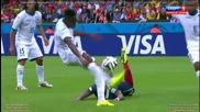 15.06.2014 Франция - Хондурас 3:0 (световно първенство)