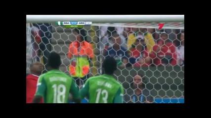 Нигерия - Аржентина 2:3