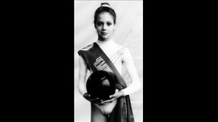 Ирина Чашчина - Монтаж(художествена гимнастика)