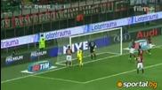 Три бразилски гола за Милан и един шведски за Киево