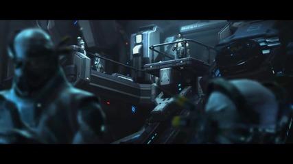 Starcrafft 2 - Heart of The Swarm: Vengeance Trailer