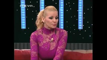 Десислава и Nadia Шоуто на Иван и Андрей Nova Tv 12.2010 част 1