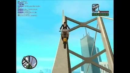 Gta San Andreas Bike Stunts speciqlno za moq priqtel novkova123