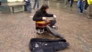 Уличен китарист