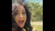 Hermanasdeljunco susto video instagram