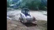 Мини Челен Товарач Bobcat 753