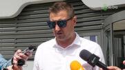 Изпълнителният директор на Пирин: Има еуфория в Благоевград