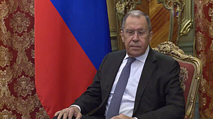 Russia: Lavrov hails 'positive' situation in Libya amid ceasefire