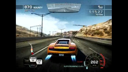 N E W Need For Speed Hotpursuit [my Gameplay]