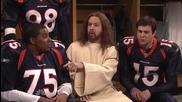 Snl - Jesus and the Denver Broncos