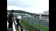 Ferrari Fxx vs Ferrari Formula 1 F2001