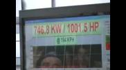 Pontiac Gto 1001 Hp Dyno