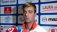 Димитър Кузманов очаква с нетърпение първия си мач