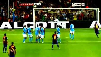 Lionel Messi - 2012 Lose Yourself 720p Hd -
