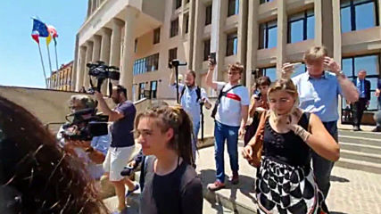 Italy: Sea-Watch Captain Carola Rackete cleared by court, free to return home