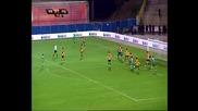 Най-интересните моменти от Левски - Лудогорец (27.09.2014)
