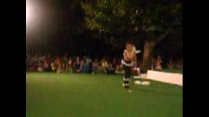 Василена Шопова 9-11г. Show Dance (Приморско)