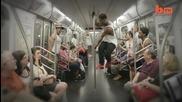 Невероятни Танцьори в Метрото на Ню Йорк
