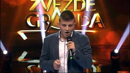 Benjamin Tokaca - Hocu da ostarim s tobom - (live) - ZG 2014 15 - 03.01.2015. EM 16.
