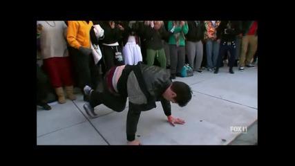 Sytycd - смешен кастинг на шампион по карате