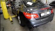 Mercedes E500 W207 Cks Sport Exhaust