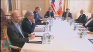 Kerry Locked in Negotiations as Iran Talks Deadline Looms