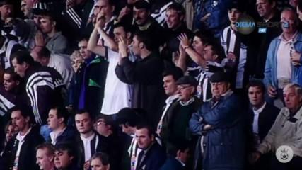 Победата на Нюкасъл срещу Манчестър Юнайтед от средата на 90-те години, за която се говори и до днес