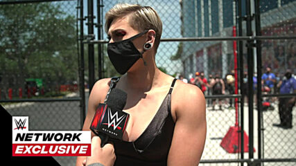 It's time for Rhea Ripley to get down to business: WWE Network Exclusive, April 10, 2021
