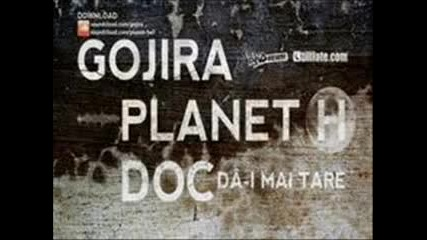 [уникалната] Gojira and Planet X feat.doc - Da-i Mai Tare
