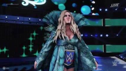 WWE 2K19 entrance mashup: Charlotte Flair as Ric Flair