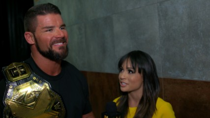 NXT Champion Bobby Roode looks forward to some time off: WWE.com Exclusive, May 20, 2017