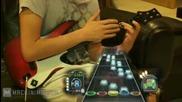 Guitar Hero The Hardest Guitar Hero Solo 40 Notes Per Secon