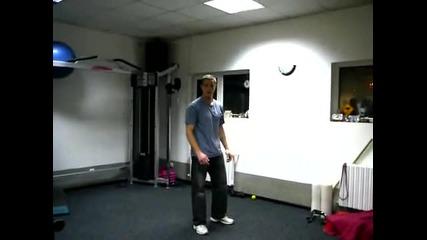 Back somersault