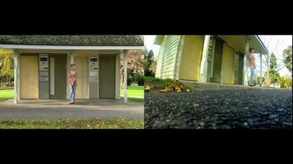 Зомбита плашат хората 2 (смях)