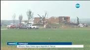 Мощни бури взеха една жертва в Тексас