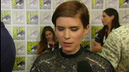 Kate Mara Is Passionate About The 'Fantastic Four' Fans