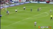 Съндърланд - Манчестър Юнайтед 0:1