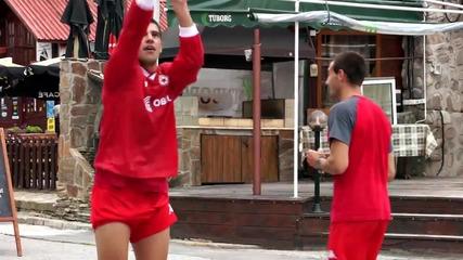 Тенис на маса и баскетбол във футболния ЦСКА