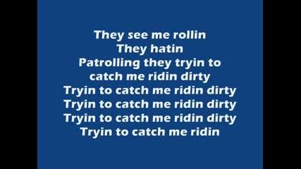 Chamillionaire - Ridin Dirty (s Tekst)
