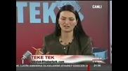 Ganire Pasayeva Bunlar butun Turklerin problemidir diyor. Yani butun Turk devletlerinin