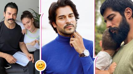 Бурак Йозчивит, но не като супер звездата на Турция, а като семеен мъж: Как го промени бащинството?