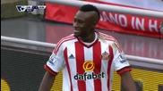 Съндърланд - Манчестър Юнайтед 2:1, 26-и кръг, Премиършип