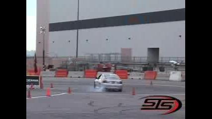 Pontiac GTO - Дрифт