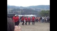 Събор в с.ягодина 2012 г. - Танцова формация ''балканика''