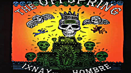 The Offspring - I Choose ( Resmi Muzik Ses) ♥ Ixnay On The Hombre Cag 1997 ♥