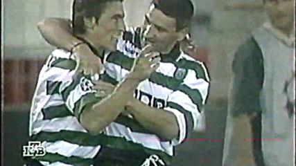 Спортинг в лиге чемпионов 2000 год