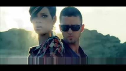 Rihanna Ft. Justin Timberlake - Rehab[bg Sub]
